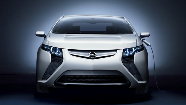 ​The Opel Ampera Will Die Next Year