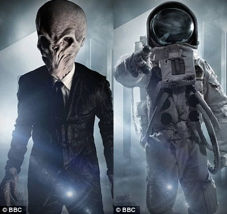 Meet Doctor Who's iconic new arch-enemies