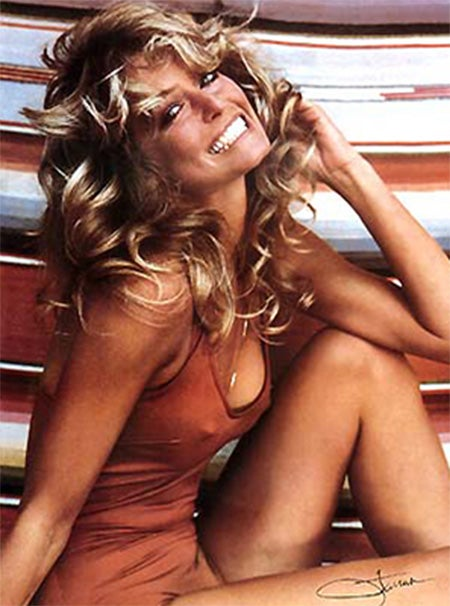 Farrah Fawcett, Cannonball Run Star, Dead At 62