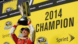 Kevin Harvick Is Your 2014 Sprint Cup Series Champion