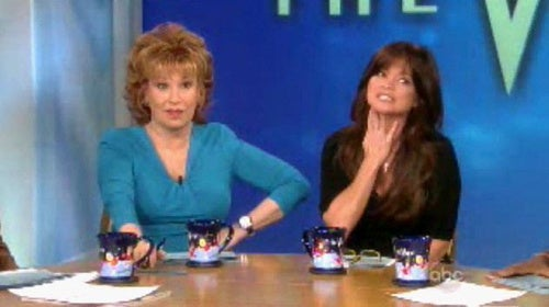 The View: What The Bleep Did Valerie Bertinelli Just Say?