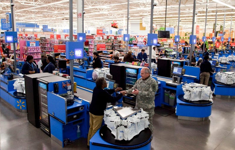 Wal-Mart Is Super Popular Without Even Trying