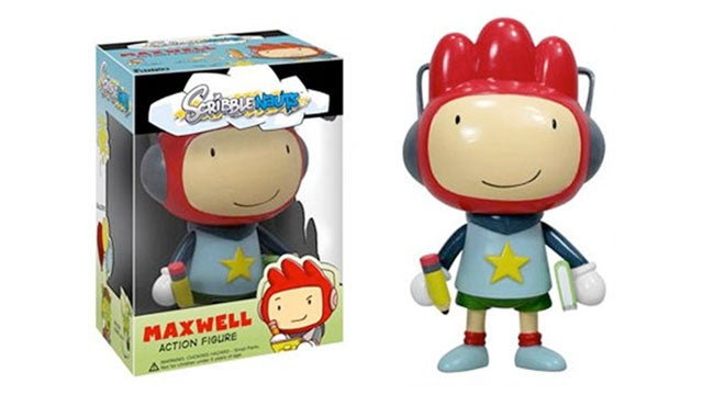 Summon Some Scribblenauts Toys For Your Collection