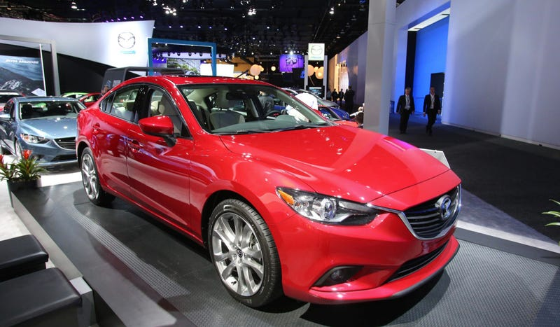 Mazda Shatters Our Dreams, Delays Diesel 6 Again