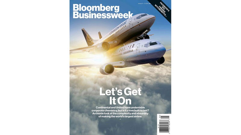 Why Two Airplanes Are Fucking on the Cover of BusinessWeek