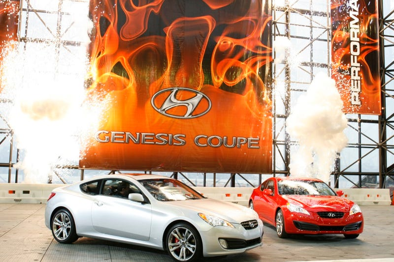 Hyundai Releases Specs On Genesis Coupe: V6 Hits 310 HP, Turbo Four-Banger Gets 30 MPG