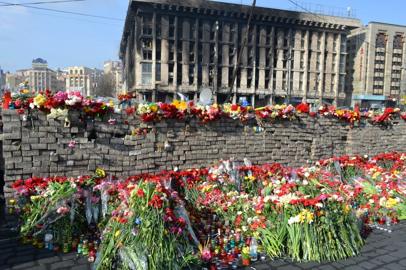 A Drop in the Ocean: Three Months on Maidan Nezalezhnosti
