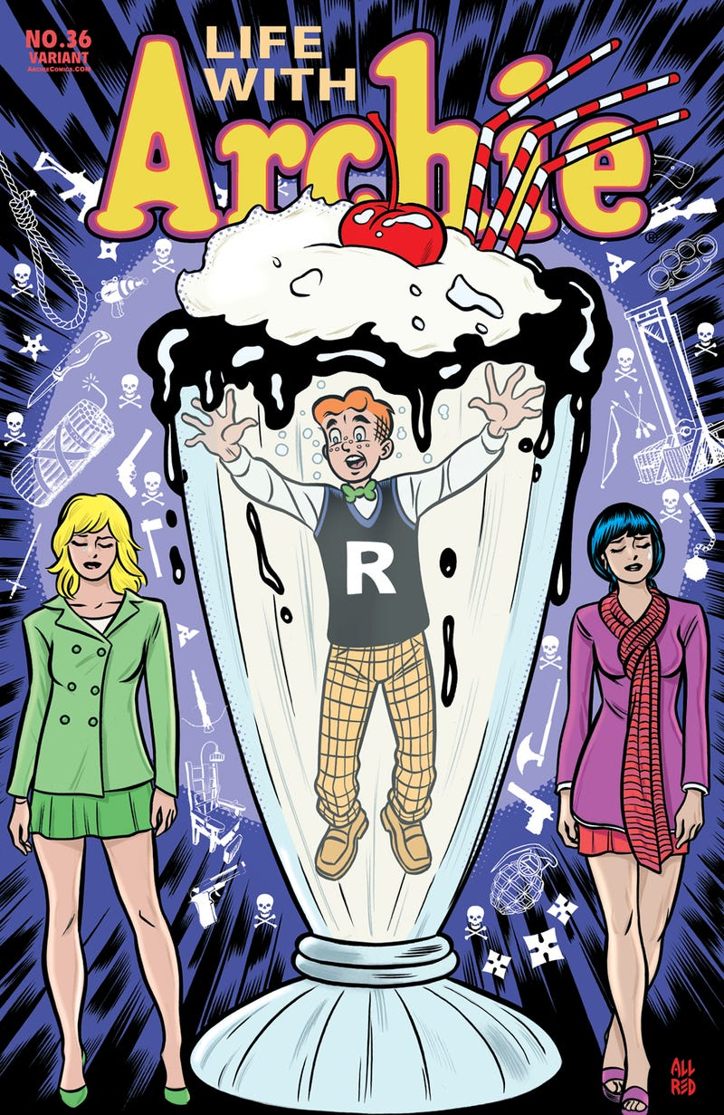 ​They're Killing Off Archie In July