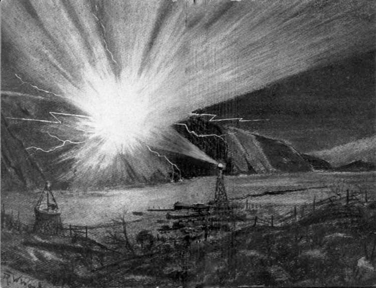 The Lawyer and the Scientist Who Predicted the Atomic Bomb in 1915