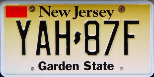 New Jersey Now Requires Pointless Red Sticker For Probationary Drivers