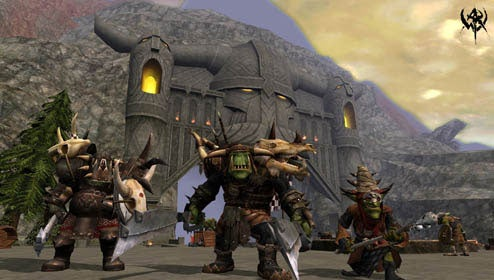 Warhammer Online Launch Dated