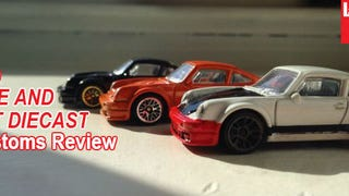 The Live and Let Diecast Customs Review - 11/6 - 11/12/2014