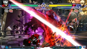 BlazBlue Will Set PS Vita Ablaze