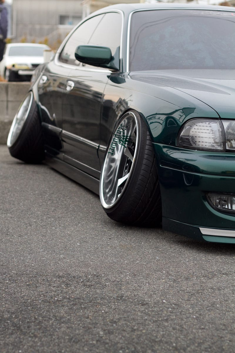 New fascination: Oni camber