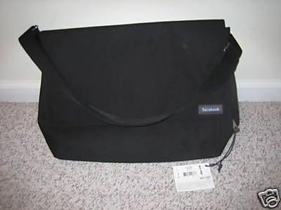 Facebook employee unloads company gear on eBay