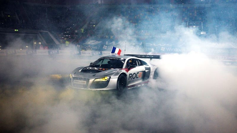 What Is The Race Of Champions And Why Should You Watch It?