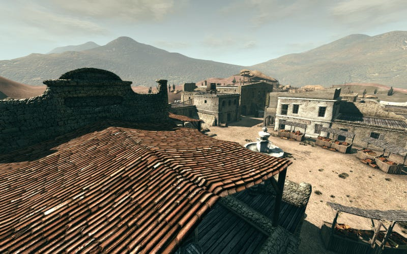 Call of Juarez: Bound in Blood Multiplayer Preview: All The Pretty Horses