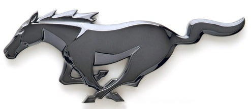 Which Pony Is The New 2010 Ford Mustang Emblem?