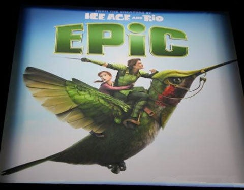 First Look at Epic
