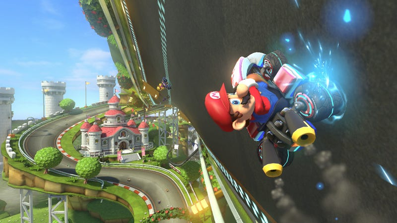 Nintendo's New Games Are Fun, But They're Playing it Ridiculously Safe