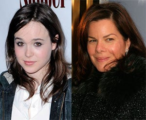 Ellen Page Is No Fun, Claim Marcia Gay Harden and Daughter