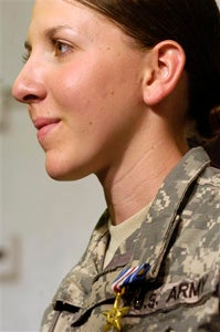 Military Heroine Discovers That Saving A Man Doesn't Make Him Respect You