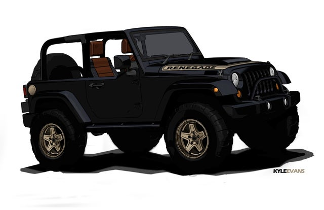 BREAKING: Jeep offers sneak peak at Moab Easter Safari vehicles