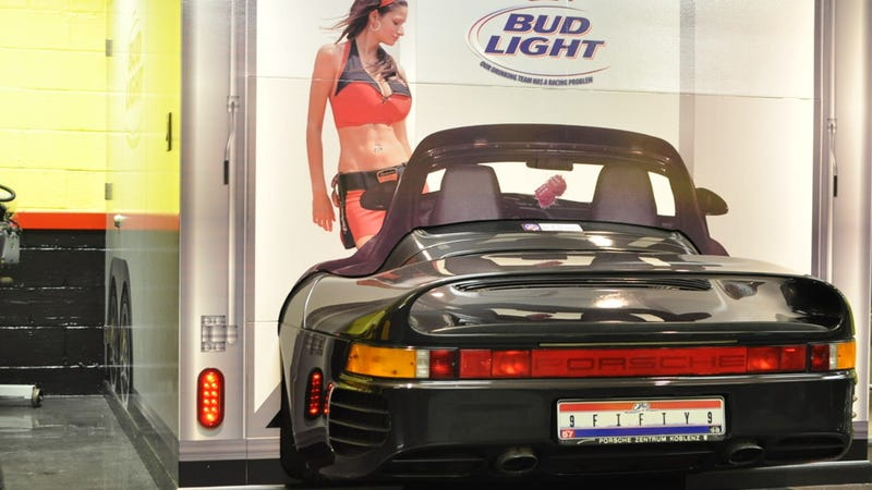 A Priceless Porsche 959 Got Totaled And It Was All My Fault