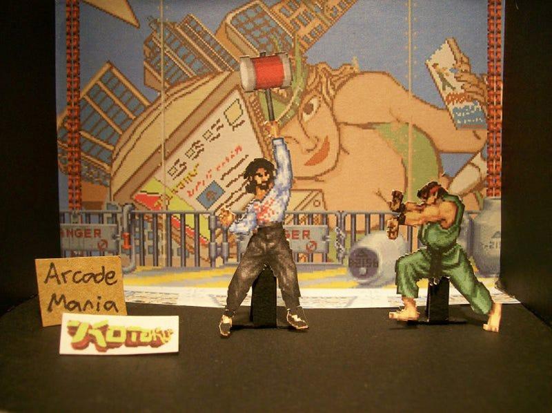 Your Three Favorite Dioramas