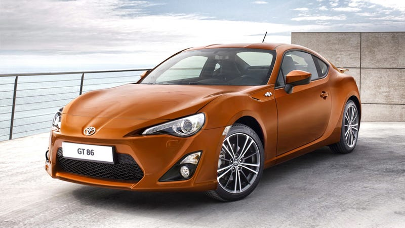 Toyota GT 86 gallery