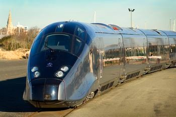 I Am Le Fast: France's AGV Super Train Aims to Go One Better than TGV
