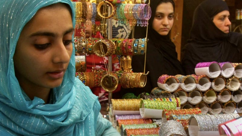 (Some) Pakistani Women Are Shopping a Lot