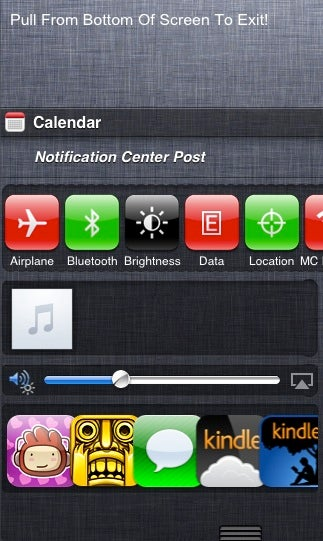 Get the Most Out of Your iPhone's Notification Center, from Beginner to Jailbreaker