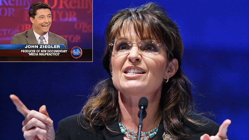Sarah Palin's Chief Propagandist Turns On Her