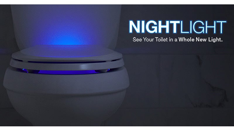 Toilet Seats Should Have Come With Built-In Nightlights From Day One