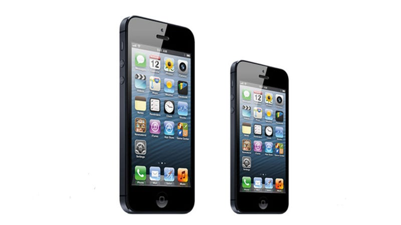 Report: Apple Working on Two Big iPhones, For Whatever That's Worth