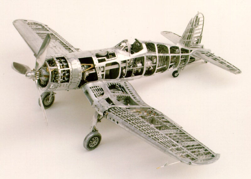 F-4U-D Corsair