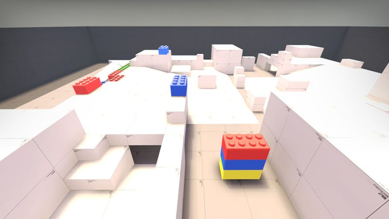 Counter-Strike Could Really Use More Legos