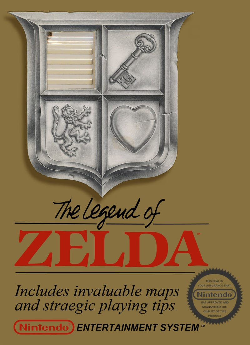 Game of The Week-A Legend Begins