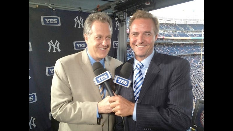 Here Is A Photo Of Michael Kay And Al Leiter We Think You Should Look At
