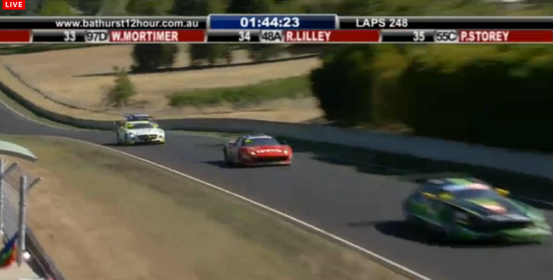 2014 Liqui-Moly Bathurst 12 Hour Updates
