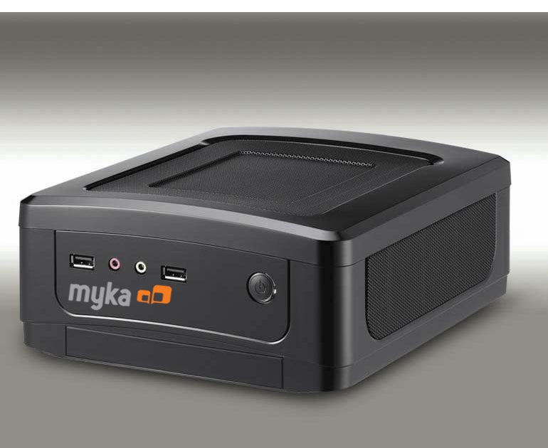 Myka ION HD Player Is the First To Deliver Both Hulu and Boxee