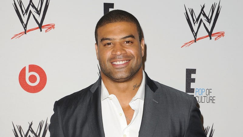 Shawne Merriman's WWE Tryout Didn't Go So Well [Update]