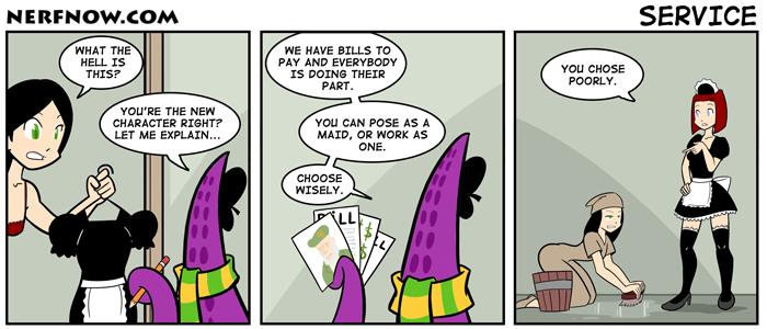 Sunday Comics: Subjective Objective