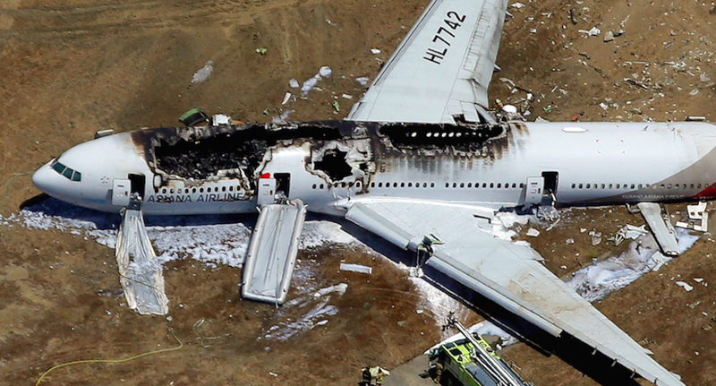 "NTSB: Asiana Crash Caused by Pilot ""Mismanagement"""