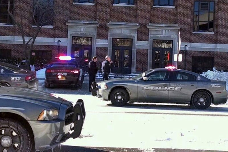 One Person Killed in Shooting at Purdue University