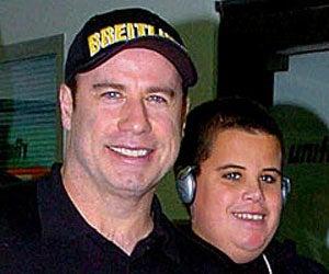 John Travolta, Grieving and Deceiving