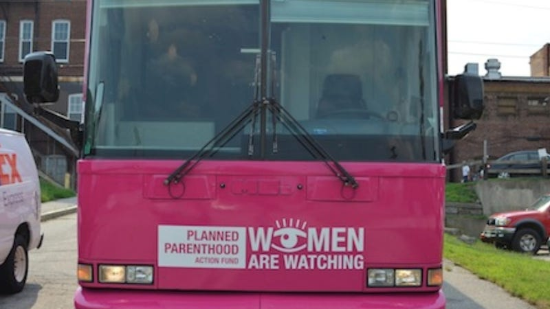 On the Road With Planned Parenthood
