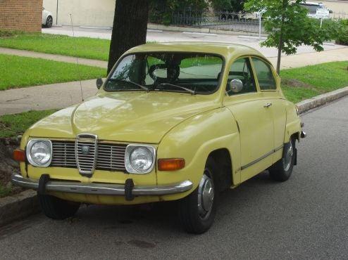 Daily-Driven Saab 96 Thrives In Alabama