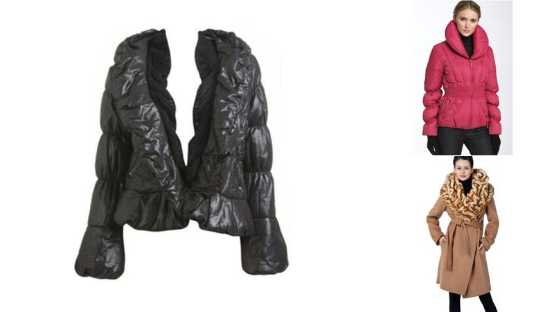 15 Winter Coats That Look Like Female Genitalia